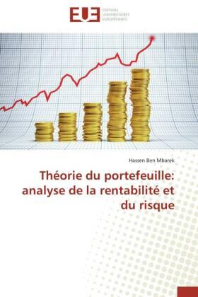Ben Mbarek | Théorie du portefeuille: analyse de la rentabilité et du risque | Buch | sack.de