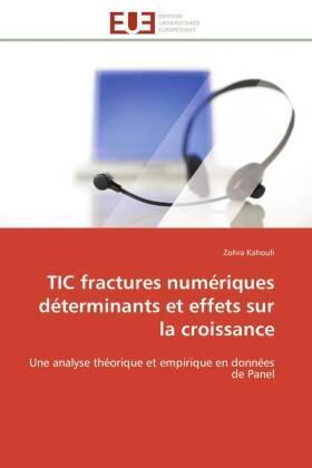 Kahouli | TIC fractures numériques déterminants et effets sur la croissance | Buch | sack.de