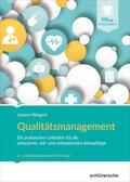 Weigert |  Qualitätsmanagement | Buch |  Sack Fachmedien
