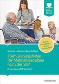 Hellmann / Rößlein |  Formulierungshilfen für Maßnahmenpläne nach der SIS® | Buch |  Sack Fachmedien