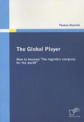 The Global Player | Buch | sack.de
