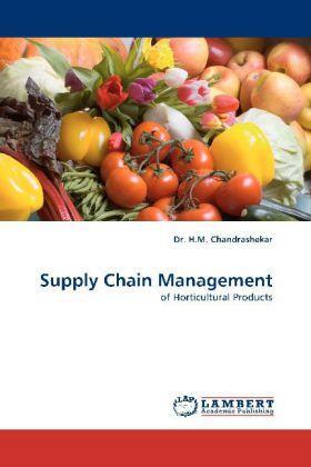 Chandrashekar | Supply Chain Management | Buch | sack.de