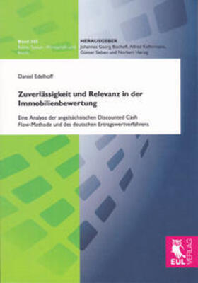 Edelhoff | Zuverlässigkeit und Relevanz in der Immobilienbewertung | Buch | sack.de