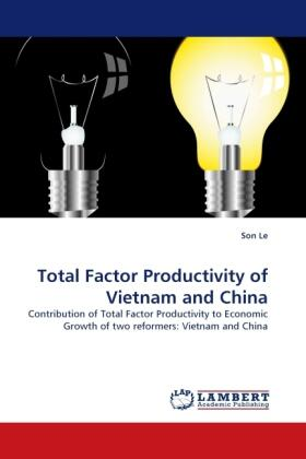 Total Factor Productivity of Vietnam and China | Buch | sack.de