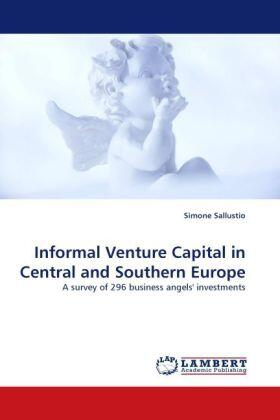 Informal Venture Capital in Central and Southern Europe | Buch | sack.de