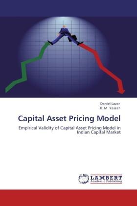 Lazar / Yaseer | Capital Asset Pricing Model | Buch | sack.de