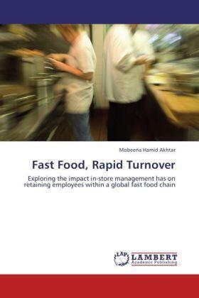 Akhtar   Fast Food, Rapid Turnover   Buch   sack.de