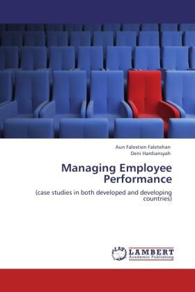 Faletehan / Hardiansyah   Managing Employee Performance   Buch   sack.de
