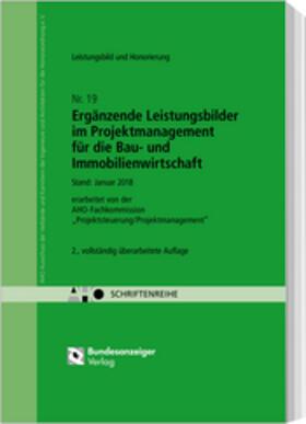 Ergänzende Leistungsbilder im Projektmanagement für die Bau- und Immobilienwirtschaft   Buch   sack.de