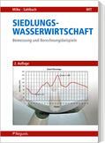 Milke / Sahlbach    Siedlungswasserwirtschaft   Buch    Sack Fachmedien