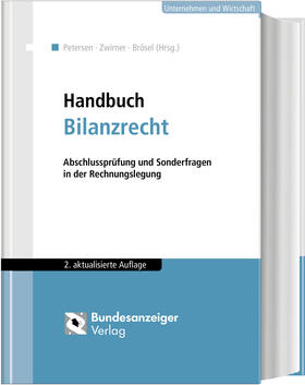 Petersen / Zwirner | Handbuch Bilanzrecht | Buch | sack.de