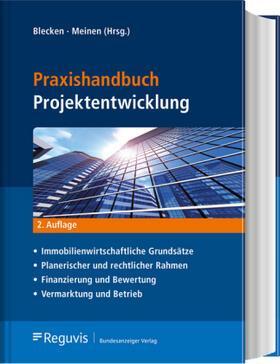 Blecken / Meinen | Praxishandbuch Projektentwicklung | Buch | sack.de