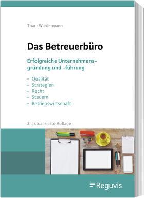 Thar / Wardermann / Kollbach   Das Betreuerbüro   Buch   sack.de
