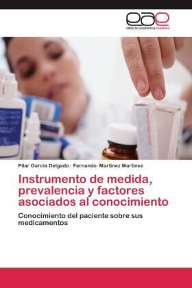 Instrumento de medida, prevalencia y factores asociados al conocimiento | Buch | sack.de