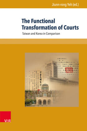 Yeh | The Functional Transformation of Courts | Buch | sack.de