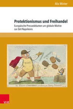 Winter   Protektionismus und Freihandel   Buch   sack.de