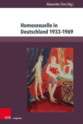 Zinn   Homosexuelle in Deutschland 1933-1969   Buch   sack.de