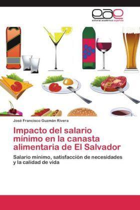 Impacto del salario mínimo en la canasta alimentaria de El Salvador | Buch | sack.de