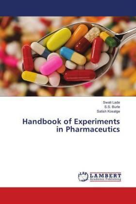 Handbook of Experiments in Pharmaceutics   Buch   sack.de