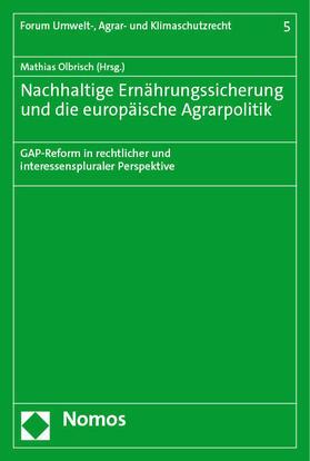 Härtel | Nachhaltige Ernährungssicherung und die europäische Agrarpolitik | Buch | sack.de