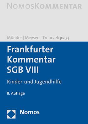 Münder / Meysen / Trenczek | Frankfurter Kommentar SGB VIII | Buch | sack.de