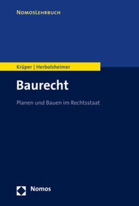 Krüper / Herbolsheimer | Baurecht | Buch | sack.de