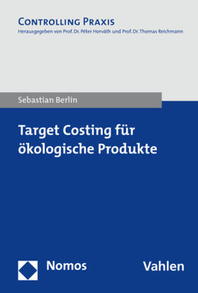 Berlin | Target Costing für ökologische Produkte | Buch | sack.de