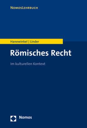 Kroppenberg / Linder | Römisches Recht | Buch | Sack Fachmedien