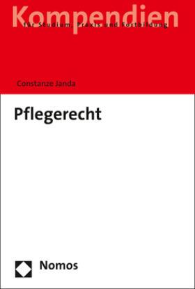 Janda   Pflegerecht   Buch   sack.de
