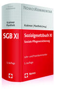 Krahmer / Plantholz |  Sozialgesetzbuch (SGB) XI, Soziale Pflegeversicherung, Kommentar | Buch |  Sack Fachmedien