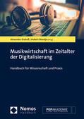 Endreß / Wandjo Musikwirtschaft im Zeitalter der Digitalisierung | Sack Fachmedien