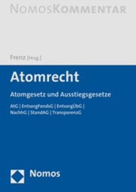 Frenz | Atomrecht | Buch | Sack Fachmedien