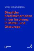Winner / Cierpial-Magnor |  Dingliche Kreditsicherheiten in der Insolvenz in Mittel- und Osteuropa | Buch |  Sack Fachmedien