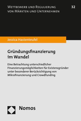 Hastenteufel | Gründungsfinanzierung im Wandel | Buch | sack.de