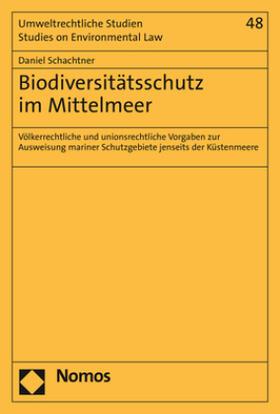 Braun | Biodiversitätsschutz im Mittelmeer | Buch | sack.de