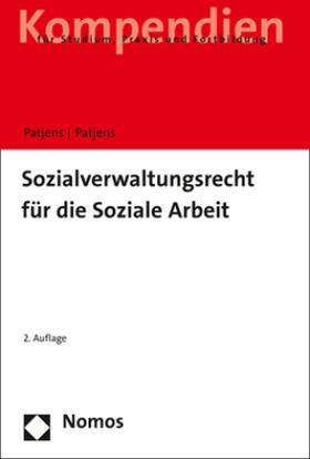 Patjens / Patjens | Sozialverwaltungsrecht für die Soziale Arbeit | Buch | sack.de
