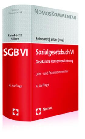 Reinhardt / Silber   Sozialgesetzbuch VI (SGB VI), Kommentar   Buch   sack.de