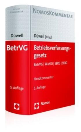 Düwell | Betriebsverfassungsgesetz  | Buch | sack.de