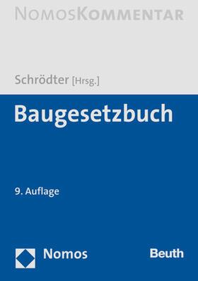 Schrödter | Baugesetzbuch | Buch
