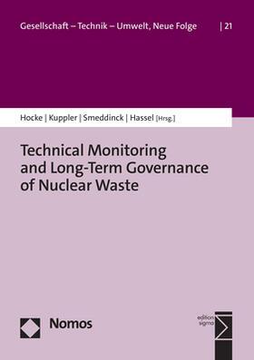 Hocke / Kuppler / Hassel | Technical Monitoring and Long-Term Governance | Buch | sack.de