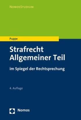 Puppe | Strafrecht Allgemeiner Teil | Buch | sack.de