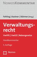 Fehling / Kastner / Störmer    Verwaltungsrecht   Buch    Sack Fachmedien