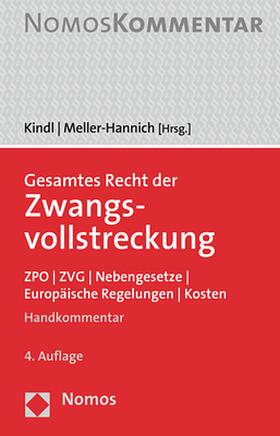 Kindl / Meller-Hannich | Gesamtes Recht der Zwangsvollstreckung | Buch | sack.de
