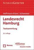 Hoffmann-Riem / Schwemer |  Landesrecht Hamburg | Buch |  Sack Fachmedien