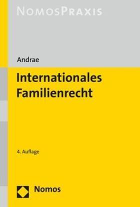 Andrae | Internationales Familienrecht | Buch | sack.de