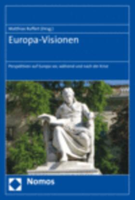 Ruffert | Europa-Visionen | Buch | sack.de