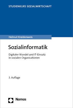 Kreidenweis | Sozialinformatik | Buch | sack.de