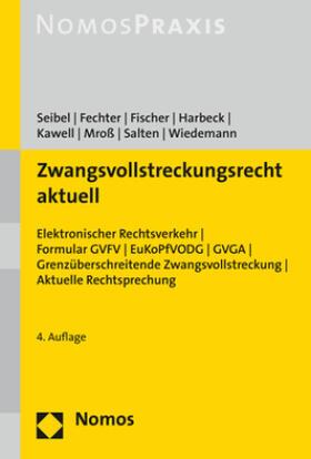 Seibel / Fechter / Fischer | Zwangsvollstreckungsrecht aktuell | Buch | sack.de