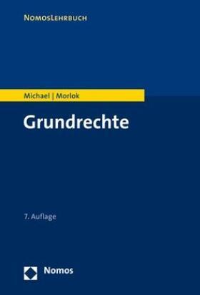 Michael / Morlok   Grundrechte   Buch   sack.de