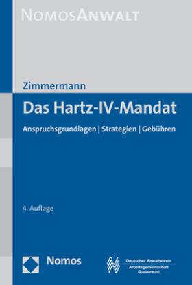 Zimmermann   Das Hartz-IV-Mandat   Buch   sack.de